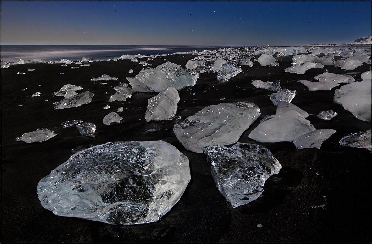Лунные бриллианты