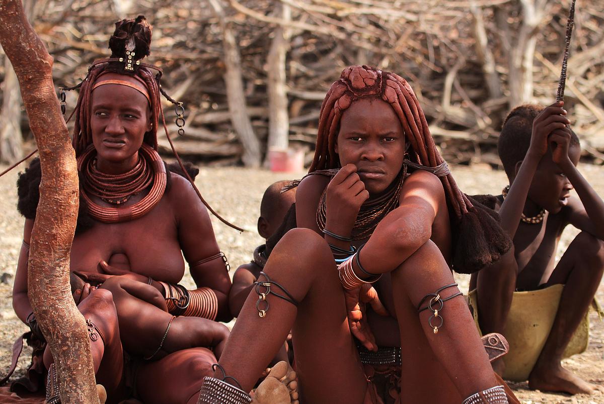 Видео эротика в африканских племенах трахают парня видео