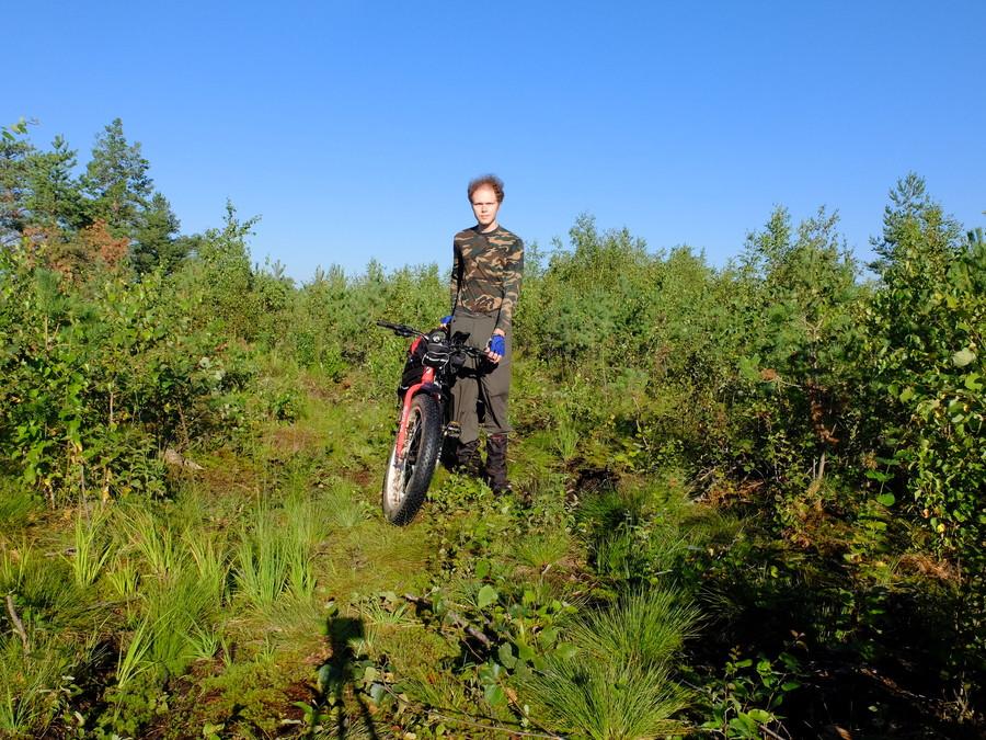 Отчет о велопоходе Петушки-Кривандино
