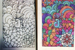 Drawing Conclusions: Gel Pens and Coloring Books