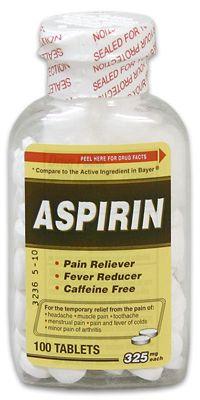 Ах, этот аспирин...