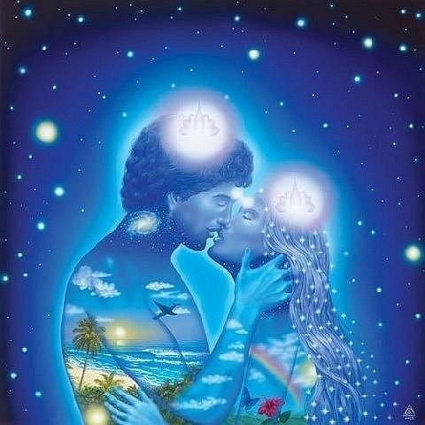 Духовный смысл любви между мужчиной и женщиной или любых интимных сексуальн