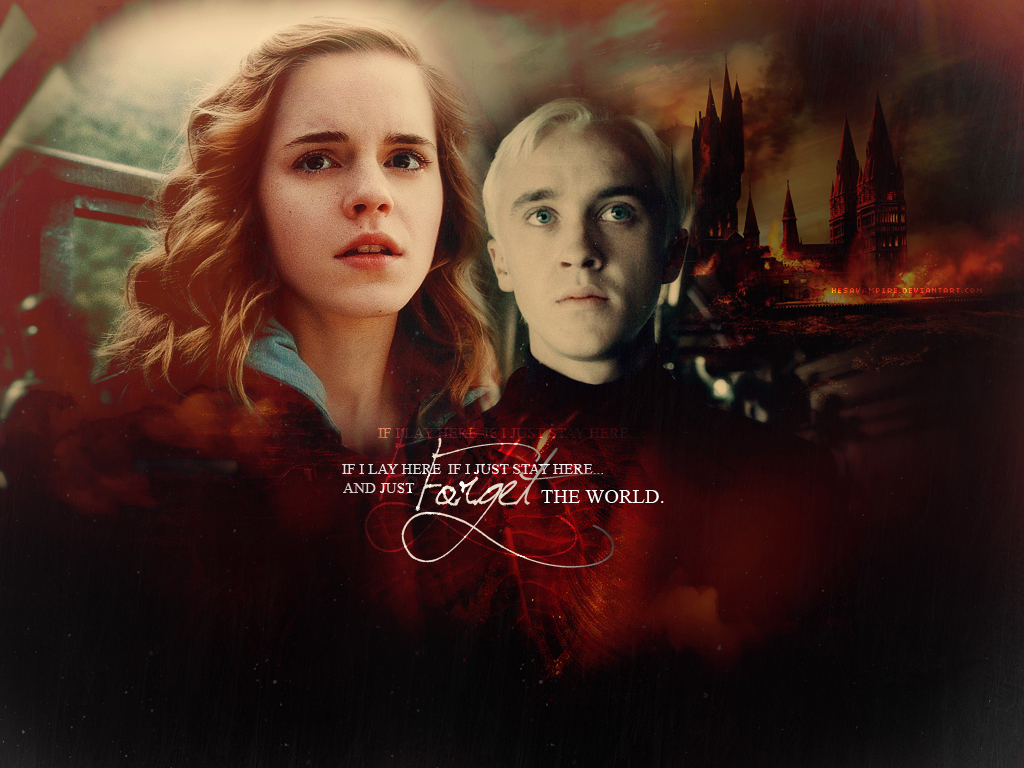 Dramione___Chasing_Cars_by_Hesavampire
