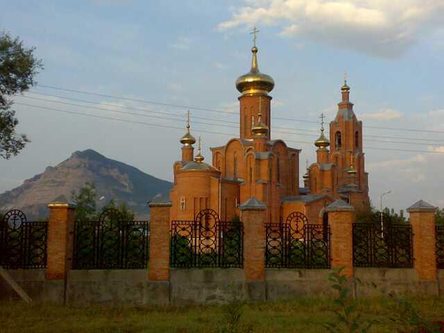 Покровский собор Минеральных Вод