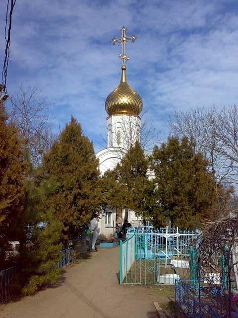 часовня св.Феодосия Кавказского