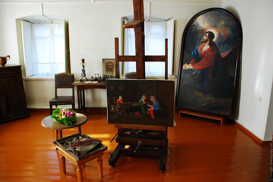 дом-музей Коста во Владикавказе