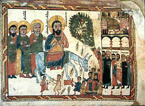syriac-triumphal-entry-icon