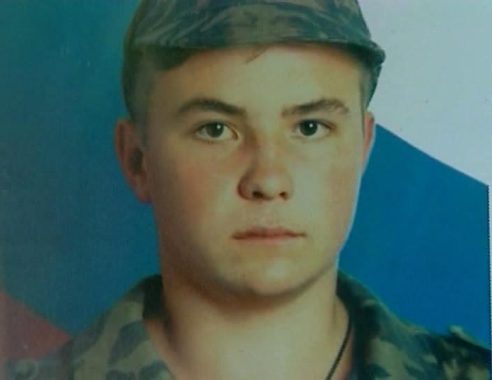 мученик-воин Евгений Родионов