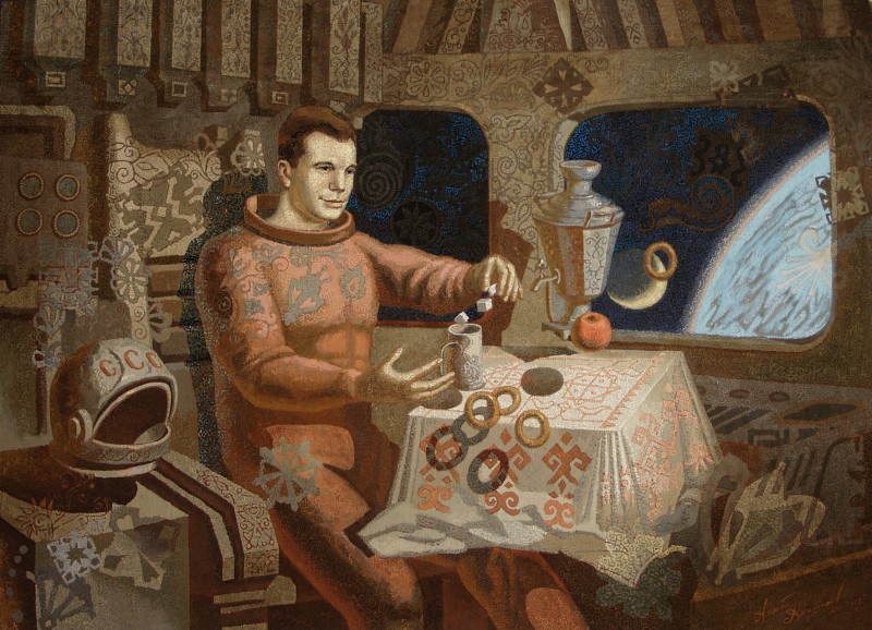 день-космонавтики-космонавт-Своя-атмосфера-песочница-417766