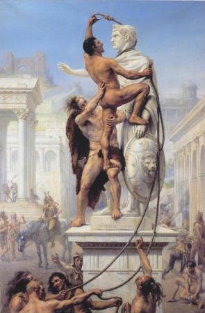 Sylvestre_Le_Sac_de_Rome_1890