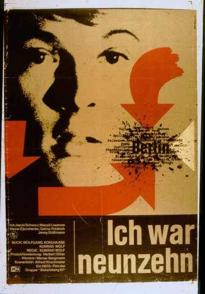 9ZEHN_Plakat-Copyright_DEFA-Stiftung_Werner_Gottsmann
