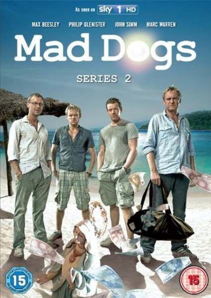 Mad Dogs. Season 2.