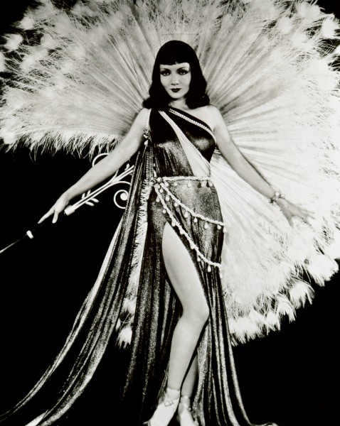 Vamping it up in The Sign of the Cross (1932)