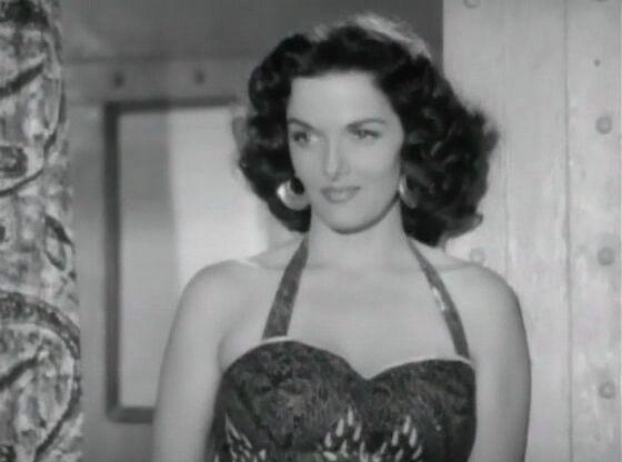 Macao (1952)  Robert Mitchum,Jane Russell Eng(3)