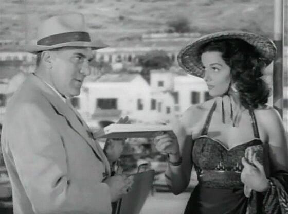 Macao (1952)  Robert Mitchum,Jane Russell Eng(5)