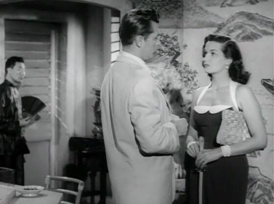 Macao (1952)  Robert Mitchum,Jane Russell Eng(9)