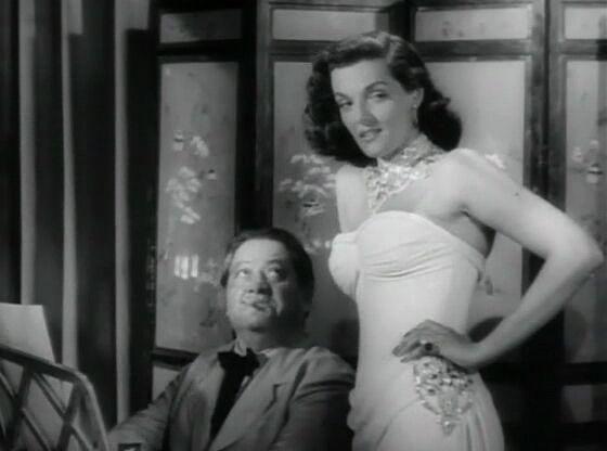 Macao (1952)  Robert Mitchum,Jane Russell Eng(13)