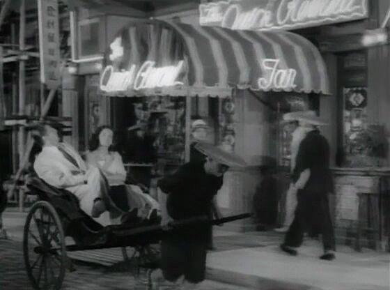 Macao (1952)  Robert Mitchum,Jane Russell Eng(14)