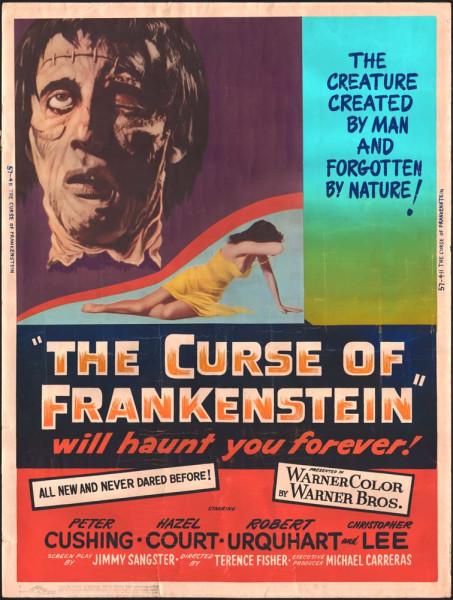 CurseOfFrankenstein_US30x40