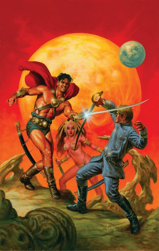 72WARRIORS OF MARS 1Cover