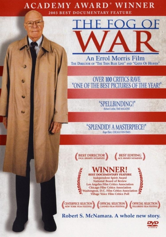 the-fog-of-war-eleven-lessons-from-the-life-of-robert-s-mcnamara-2003-us-poster