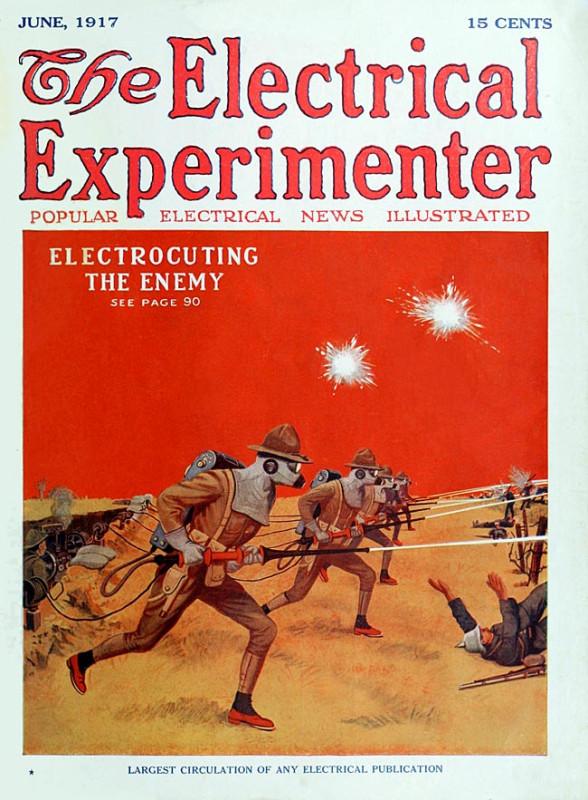 Electrical Experimenter 1917-06