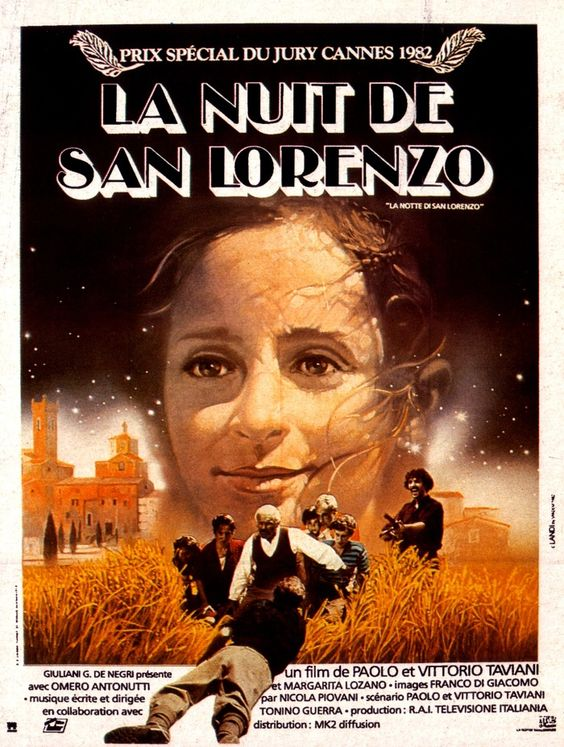 Ночь Святого Лаврентия / La notte di San Lorenzo, Италия, 1982