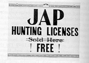 Jap-hunting-license