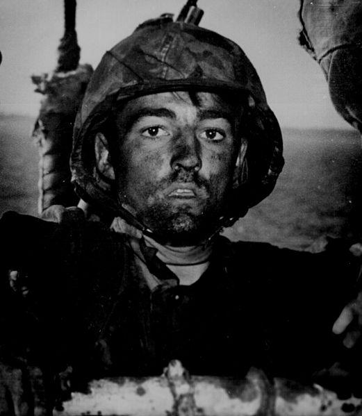 521px-WW2_Marine_after_Eniwetok_assault