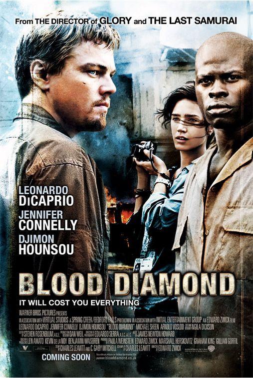 blood diamond movie