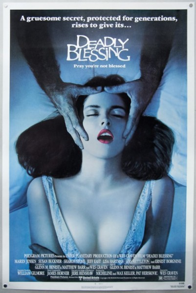 deadlyblessing poster