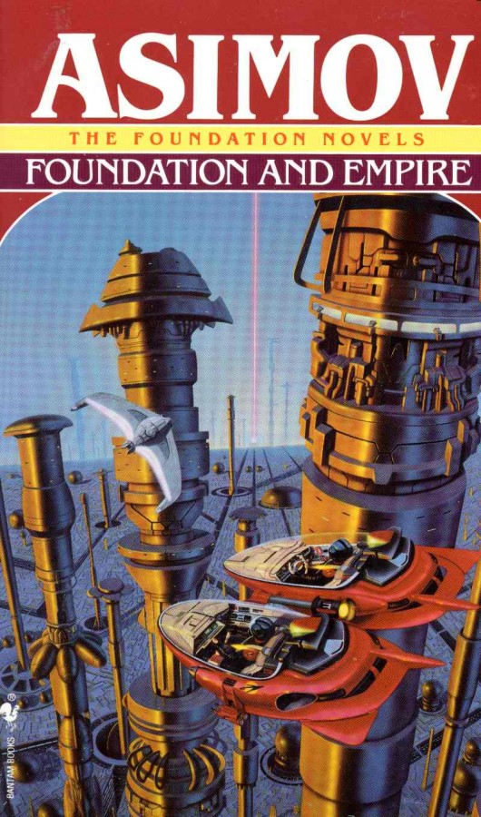 Isaac Asimov_1952_Foundation And Empire