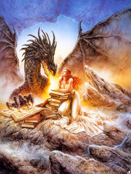 royo dragon