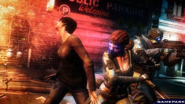 Resident Evil Operation Raccoon City g4u