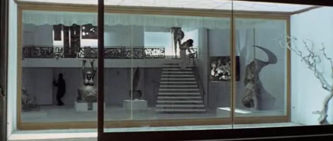 l'uccello dalle piume di cristallo 1970 3