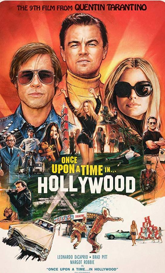 Однажды в Голливуде / Once Upon a Time... In Hollywood, США, 2019