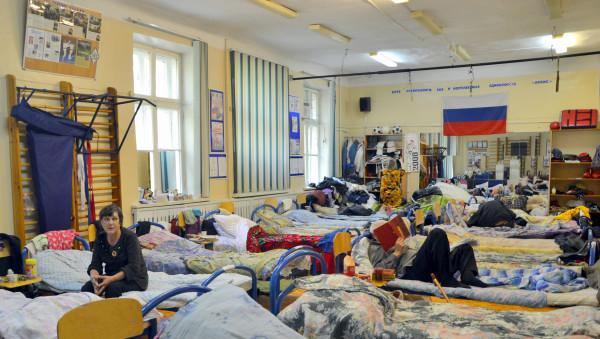 Комсомольск-на-Амуре. ПВР