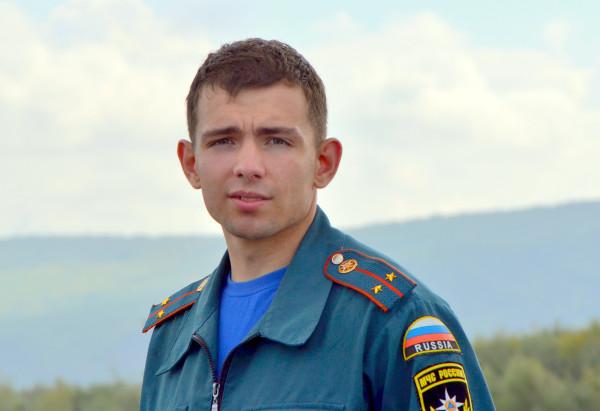 Комсомольск-на-Амуре. Руслан Низамутдинов. МЧС.