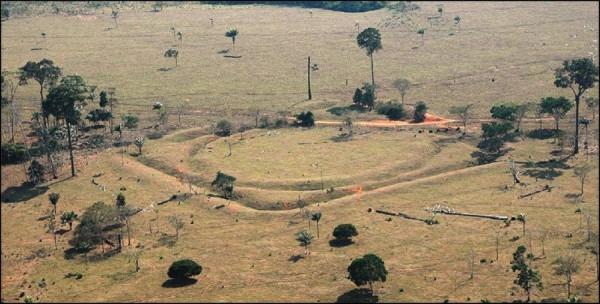 Найдены следы ранее неизвестной цивилизации