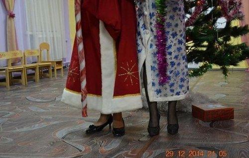 Новогодний эпик фейл: Мы с Тамарой ходим парой!