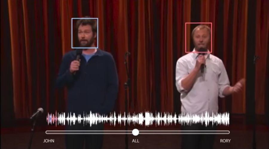 Искусственный интеллект Google научился выделять отдельные голоса в толпе