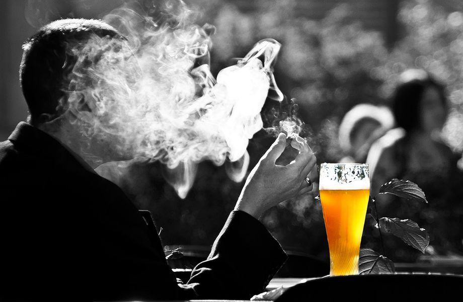 Как очистить организм от никотина