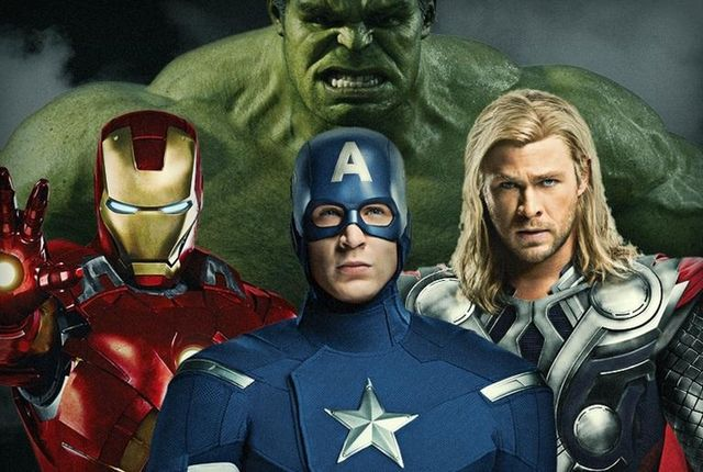 Неправильные супергерои