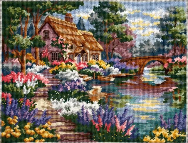 домик садовода, the gardeners cottage