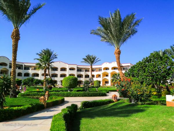 Отдых в египетском отеле с грудничком. Оно вам надо?