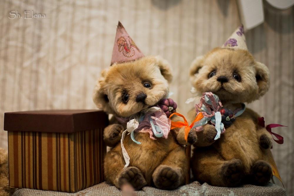 Hello Teddy 2014 I-2723