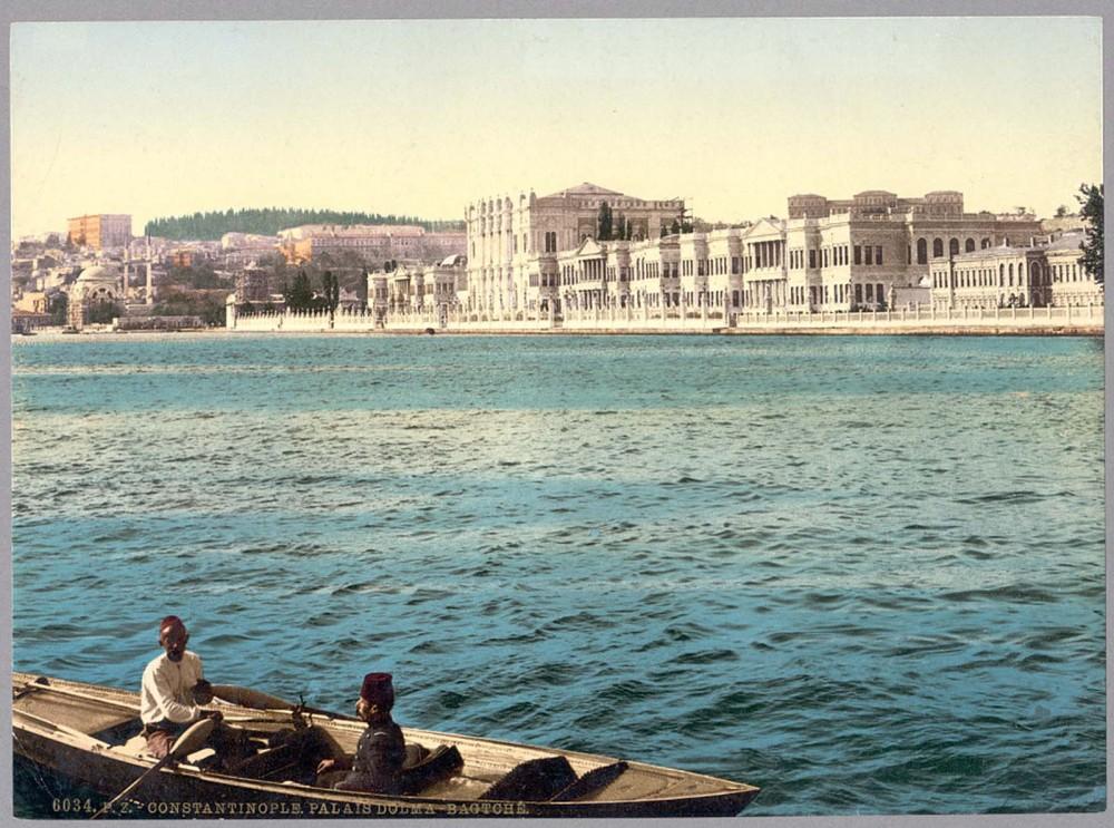 Константинополь, 1890 г