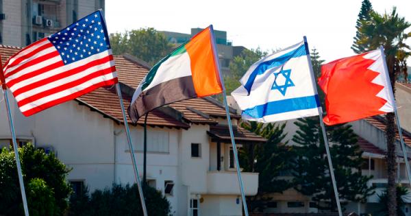 США, Израиль, Бахрейн и ОАЭ.png