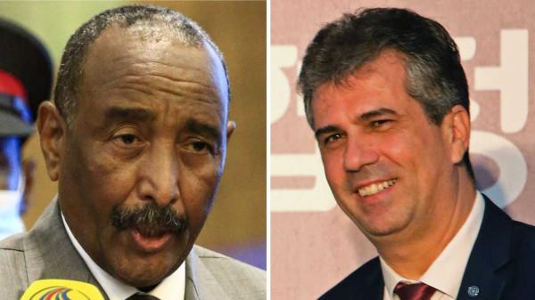 Израильский министр впервые посетил Судан