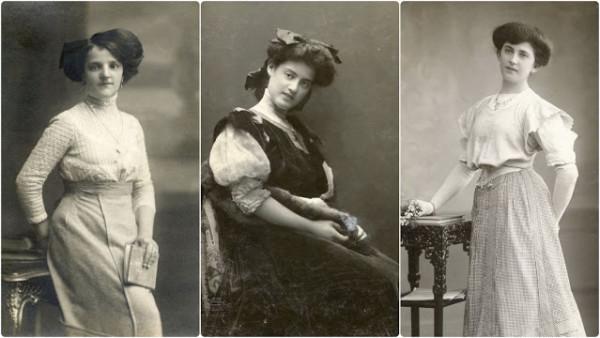 Женщины Венгрии, начало XX века